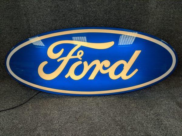 Genuine Ford Dealer Light up (1)