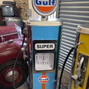 Gulf Fuel pump repro