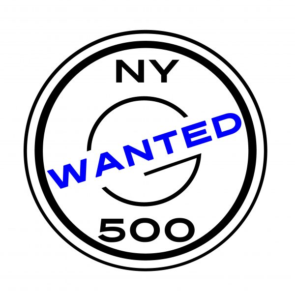 NY500 wants your signs