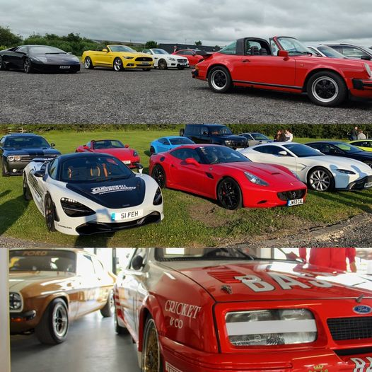NY500 Supercars, Mustang Porsche and more
